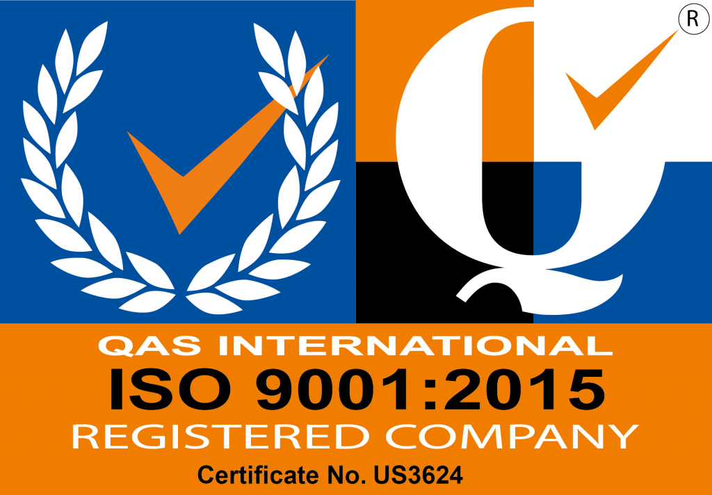 Specialty Wire is and ISO 9001:2015 QAS International Registered Company